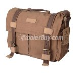 Koolertron Big Size DSLR Camera Canvas Shoulder Bag for Sony Canon Nikon Olympus BBK4
