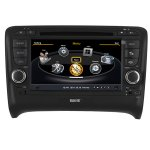 Koolertron Car DVD GPS Navigation With dual-core/3Zone POP 3G/WIFI/20 Disc CDC/ DVD Recording/ Phonebook / Game For 2006-2011 Audi TT