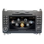 Koolertron Car DVD GPS Navigation With dual-core/3Zone POP 3G/WIFI/20 Disc CDC/DVD Recording/Phonebook/Game For Mercedes Benz A-Class B-Class Viano
