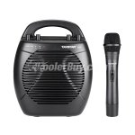 Koolertron Takstar 35W E17 Portable voice amplifier VHF 30m Wireless System with Wireless Microphones