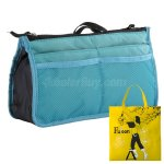 Women Travel Insert Handbag Organiser Purse Large Liner Organizer Tidy Bag