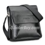Mens PU Shoulder Bag Handbags Briefcase for the Office Messenger Bag/Large Enough to Hold Books / iPad
