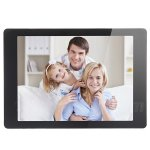 Koolertron 2015 New Ultra-thin Hi-Res 14 Inch Digital 1024x768 HD Photo Frame with a 5pin-USB2.0 Interface Calendar/Clock Alarm/Video Player Support U Disk and SD / MMC / MS / XD Card