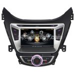 Koolertron Car DVD GPS Navigation With dual-core/3Zone POP 3G/WIFI/20 Disc CDC/ DVD Recording/ Phonebook / Game For Hyundai Elantra3 Avante 2011