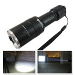 TrustFire Z6 1300Lm CREE XM-L T6 LED Flashlight Torch Zoomable Zoom IN/OUT SET