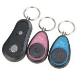 Fuloon Anti-lost Alarm Wireless Remote Key Receiver Finder Seeker Locator Search Find with Two Receivers