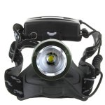 Pellor NEW Outdoor 1600LM CREE XM-L XML T6 LED Adjustable Zoom Headlamp Rechargeable Headlight With 2x18650 Battery And Charger