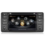 Car DVD GPS Navigation With dual-core/3Zone POP 3G/WIFI/20 Disc CDC/DVD Recording/Phonebook/Game For BMW E46