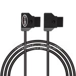 Koolertron D-TAP DTAP Cable for DSLR Rig cable Use to Anton Bauer Battery, Dtap Male to Dtap Male 1M
