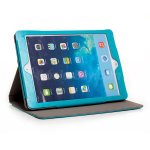 Koolertron Magnetic Smart Pocket Case(Built-in magnet for sleep / wake feature) For Apple iPad Air 5 Tablet