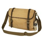 Koolertron Outdoor Travelling Bag High Density Cotton Canvas Messenger Shoulder Bag