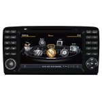Car DVD GPS Navigation With dual-core/3Zone POP 3G/WIFI/20 Disc CDC/DVD Recording/Phonebook/Game For Mercedes Benz R Class