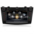 Rupse 2010 2011 2012 2013 Mazda 3 Navigation System With 3 Zone/POP/3G/WIFI/DVD Recording/Phonebook/Game