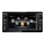 Koolertron Car DVD GPS Navigation With dual-core/3Zone POP 3G/WIFI/20 Disc CDC/ DVD Recording/ Phonebook / Game For 2012 Mitsubishi Outland