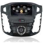 Car DVD GPS Navigation With dual-core/3Zone POP 3G/WIFI/20 Disc CDC/DVD Recording/Phonebook/Game For 2012 2013 Ford Focus