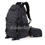 Koolertron 30L Outdoor Tactical Backpack DayPack for EDC Camping Hiking Traveling Bushcraft