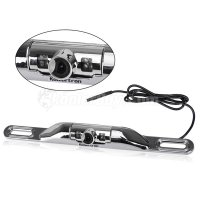 Koolertron 1/4 Inch CMOS Car Rearview License Plate Camera With IR Night Vision PAL