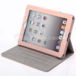 Koolertron New Perfect Lovely PU Leather Case Cover For Apple iPad2 /iPad3/iPad4