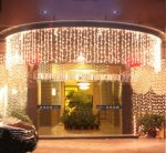 Fuloon 6M x 1M 256 LED Outdoor Party christmas xmas String Fairy Wedding Curtain Light 8 Modes for Choice 110V