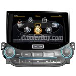 Koolertron Car DVD GPS Navigation With dual-core/3Zone POP 3G/WIFI/20 Disc CDC/ DVD Recording/ Phonebook / Game For 2012 Chevrolet Malibu
