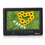 "Koolertron HD 1080P 7"" Portable Camera Field Monitor with HDMI Input and Output AV YPbPr Input"