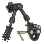 "Rupse 7""Articulating Magic Arm+Super Clamp For DSLR Camera Monitor LED/light Holder/LCD Monitor"