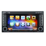 Rupse Universal Car DVD GPS Navigation With dual-core PIP Bluetooth Phonebook For TOYOTA