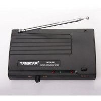 Koolertron Takstar Wireless Guitar System Receiver and Transmitter