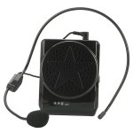 Koolertron Portable Voice Amplifier for Teaching Guiding Speaker 20W with Microphone