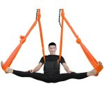 Pellor Yoga Hammock Deluxe Flying Yoga Hammock For Aerial