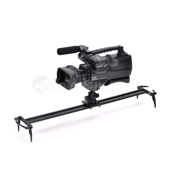 Koolertron 80cm Camera Shooting Mini Slider Rail+Ball Head For DV DSLR Video Camera Canon Nikon