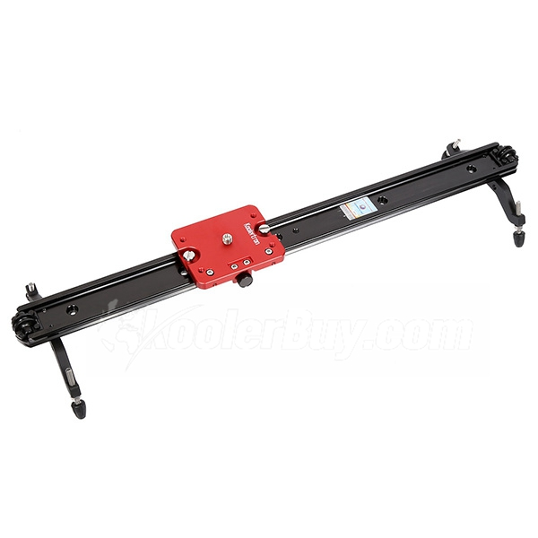 "Koolertron Professional 23"" 60cm Video Camera Mini Slider in Video Shooting Rail Stabilization System For DV DSLR Video Camera Canon 550D 500D 600D 1100D 60D 50D 40D 5D 5DII"