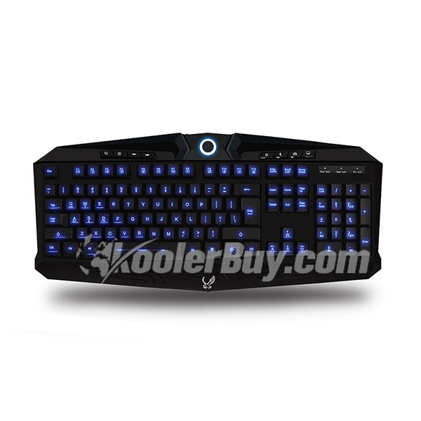 Ergonomic Waterproof 7-Colors Illuminated LED Backlit USB Wired Multimedia PC Desktop Gaming Game Backlight Keyboard For Night Worker and Game Enthusiasts