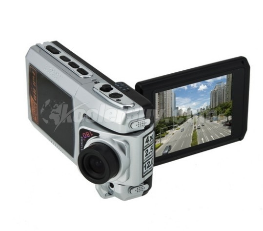 "Koolertron 2.5"" TFT LCD Screen 120°Angle 1080P Car DVR Recorder Camcorder F900HD Motion Detect + TV HDMI USB"
