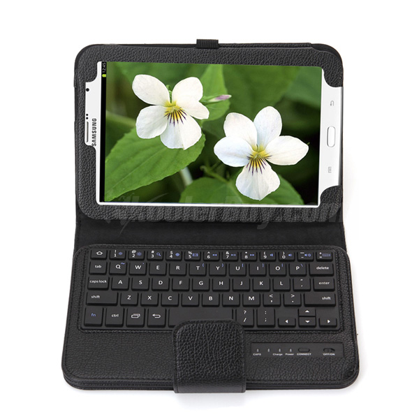 Koolertron Bluetooth Wireless Keyboard Case For Samsung Galaxy Note 8.0 N5100 N5110