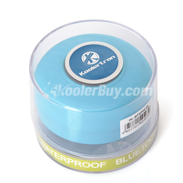 Koolertron Waterproof Wireless Bluetooth Mini Speaker SHOWER POOL Car Handsfree Mic(4 Colors)