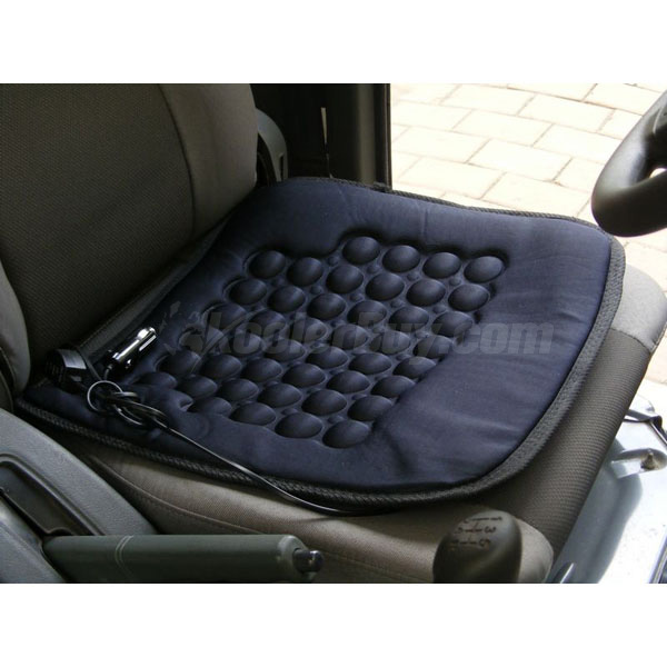 koolertron car heated seat cushion hot cover auto 12v heat heater warmer pad winter black. Black Bedroom Furniture Sets. Home Design Ideas