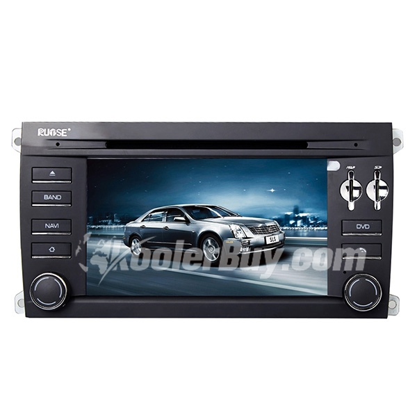 2005-2010 Porsche Cayenne Car DVD GPS Navigation With dual-core/3Zone 3G/WIFI/20 Disc CDC/ DVD Recording/ Phonebook / Game