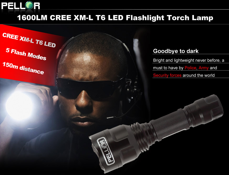 sport flashlight