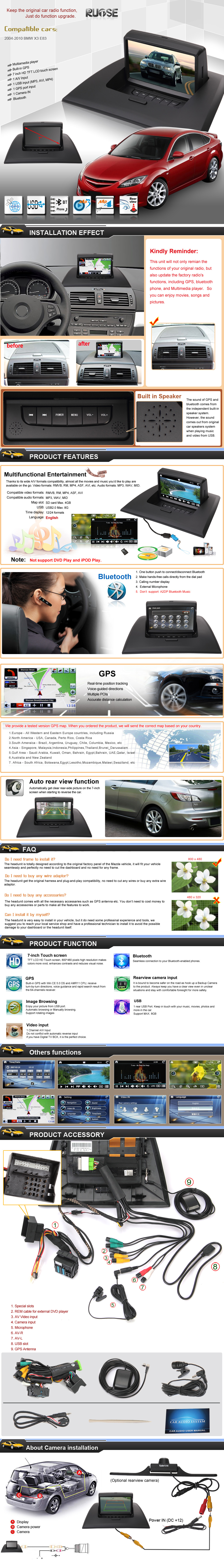 gps navigation system for bmw