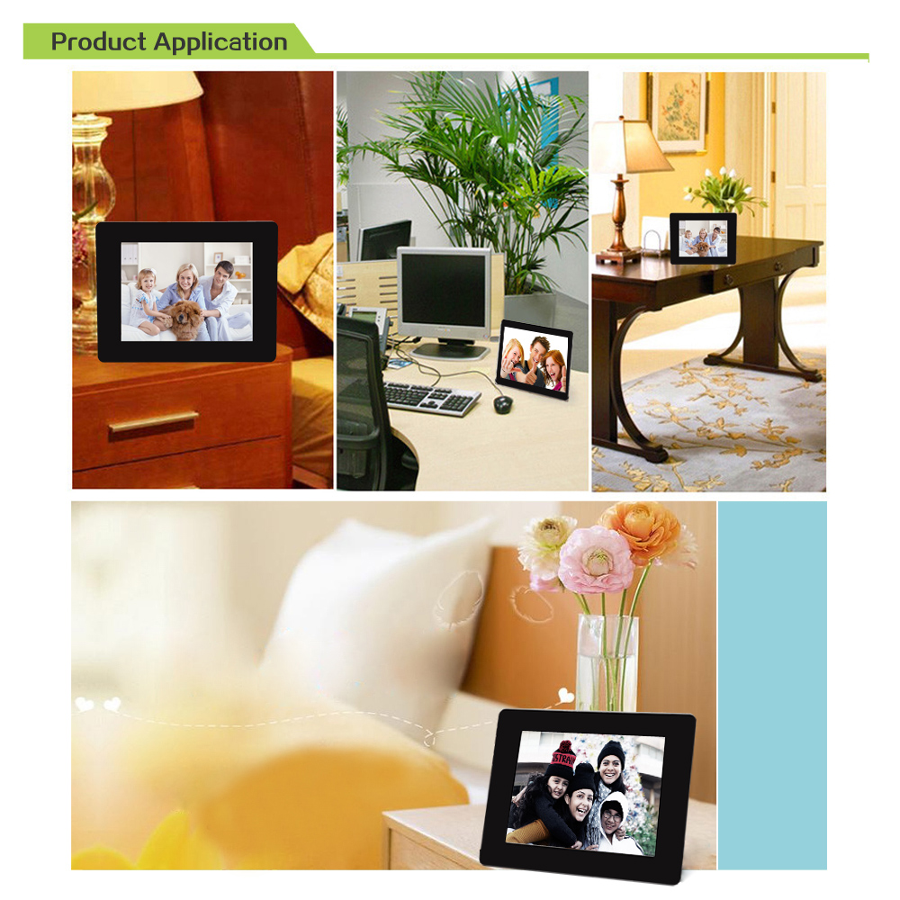 8 Inch LCD Digital Photo Frame 2