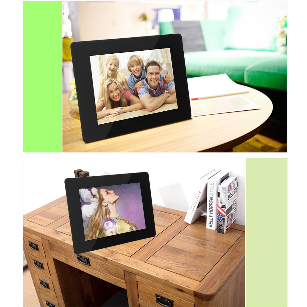 8 Inch LCD Digital Photo Frame 4